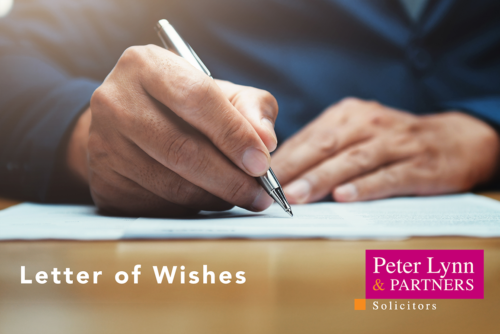 Letters of Wishes